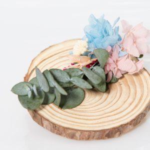 Marcasitio de flores preservadas